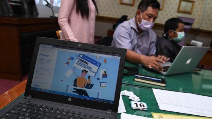 CARA DAFTAR Kartu Prakerja Gelombang 21 Lewat HP, Login www.prakerja.go.id, Cek Syarat dan Kegunaan