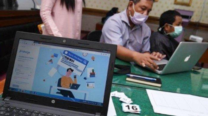 Peraturan Baru Kartu Prakerja, Penerima Bisa Digugat Ganti Rugi dan Dipidana, Sudah Diteken Jokowi