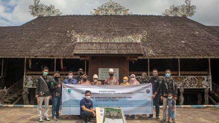 Arsitektur Politeknik Negeri Samarinda Turut Melestarikan Budaya Asli Kaltim