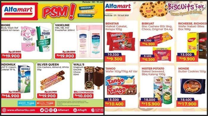 Promo Alfamart Hari ini Selasa 13 Juli 2021, Beli 2 Es Krim Magnum Dapatkan Potongan Rp 10.000