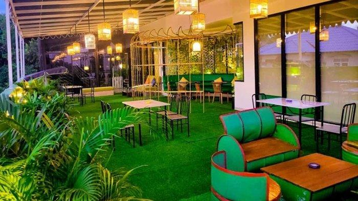 Promo F&B Terbaru Juni 2021, Nongkrong Santai di Bird Cage & Bamboo Garden MaxOne Hotel Balikpapan