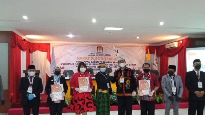 Paslon Irianto Lambrie-Irwan Sabri Ajukan Gugatan ke PTUN, Begini Sikap KPU dan Bawaslu Kaltara