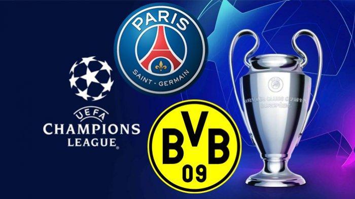 LINK Live Streaming TV Online PSG vs Dortmund di Liga Champions, Tonton via HP di Vidio.com