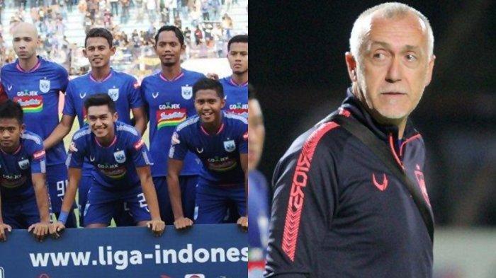 SKOR 0-0 Live Streaming Persipura vs PSIS Semarang, Debut Dragan Djukanovic Imbang Di Babak Pertama