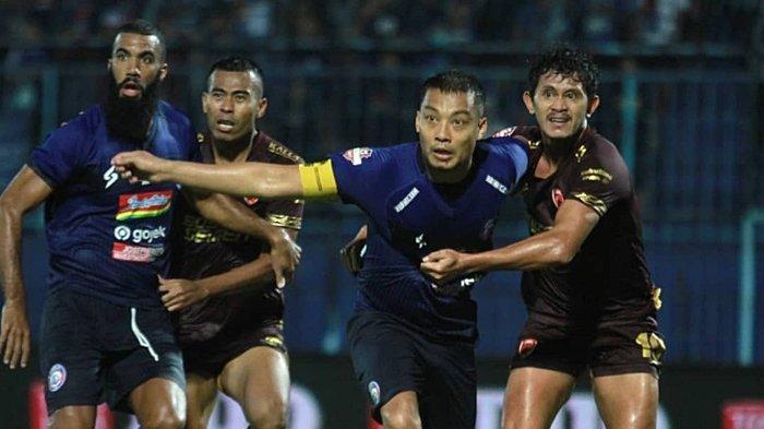 Link Live Streaming TV Online PSM vs Arema FC, Tanpa Hamka Hamzah, Ini Prediksi Susunan Pemain