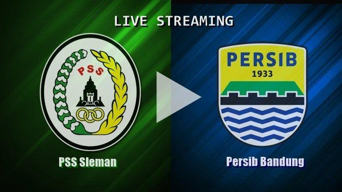 BERLANGSUNG Skor 0-0 Live Streaming TV Online PSS Sleman vs Persib Bandung Siaran Langsung Indosiar