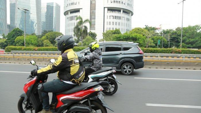 Yamaha Indonesia Motor Manufacturing Berbagi Tips Aman Berkendaraan Motor saat Hari Raya