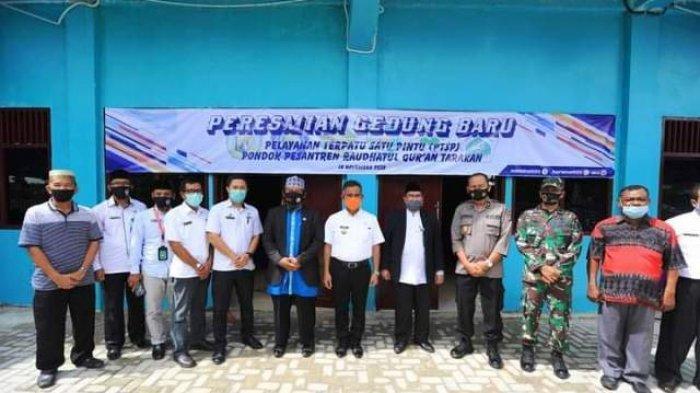 Walikota Khairul Apresiasi Ponpes Raudhatul Quran Tarakan Sediakan Pelayanan PTSP