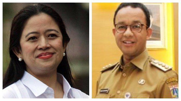 Muncul Wacana Duet Puan Maharani dan Anies Baswedan, Politisi PDIP : Rakyat yang akan Menentukan