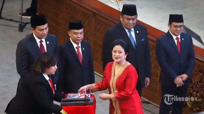 Puan Maharani Jadi Ketua DPR, Berikut Perbandingan Gajinya Saat Menjadi Menteri di Kabinet Kerja