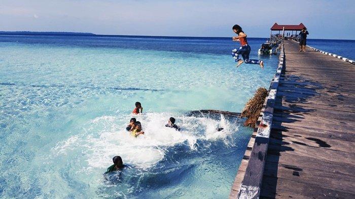 Pulau Maratua Berau Bakal Dapat Limpahan Wisatawan dari Republik Seychelles, Begini Konsepnya
