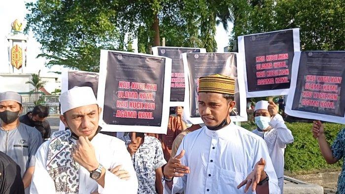 Oknum DPR RI Dapil Kaltara Diduga Sampaikan Ujaran Kebencian di Medsos, Warga Nunukan Turun ke Jalan