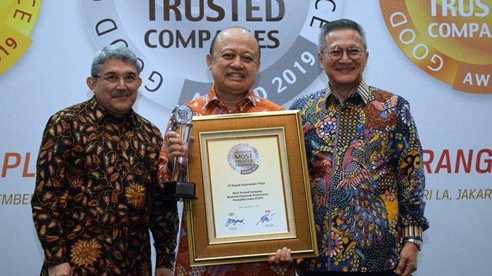 Raih Predikat The Most Trusted Company, Bakir Pasaman Pastikan Pupuk Kaltim Konsisten Terapkan GCG