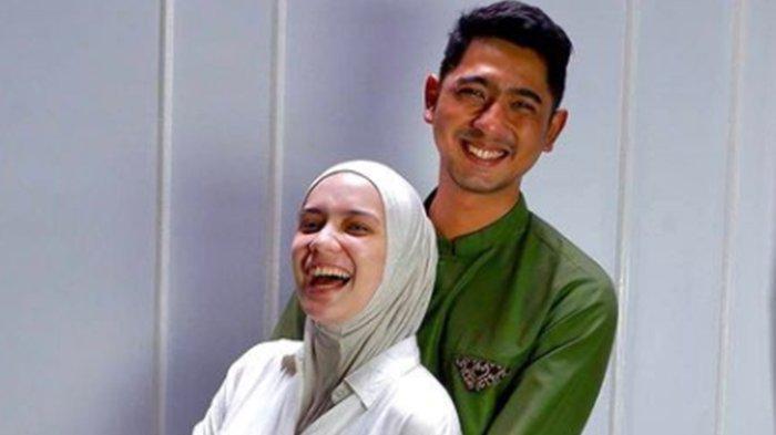 Pasangan Putri Anne dan Arya Saloka.