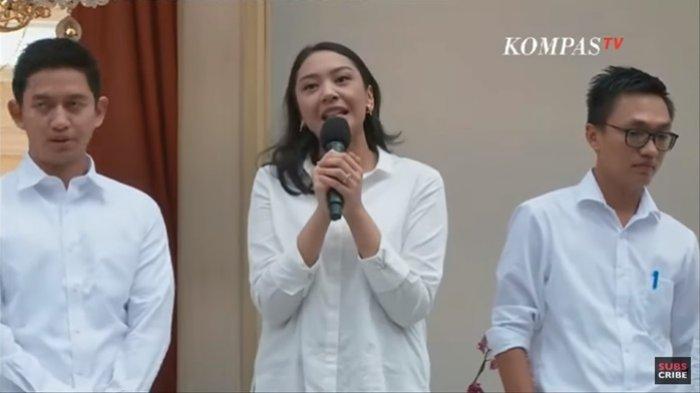Profil Putri Tanjung Staf Khusus Jokowi, Dianggap Andalkan Nama Chairul Tanjung, Begini Jawabannya
