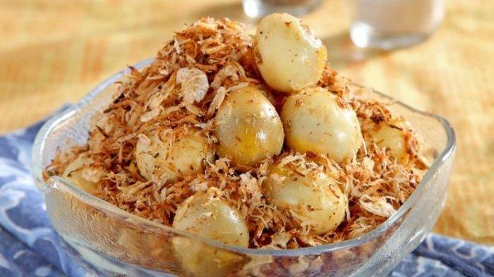 Resep Serundeng Telur Rebon Enak, Hidangan yang Bikin Momen Makan Siang Jadi Lebih Spesial