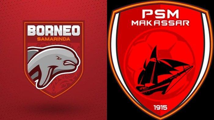 TAYANG SEKARANG Piala Menpora 2021, Borneo FC vs PSM Makassar, Link Live Streaming Indosiar