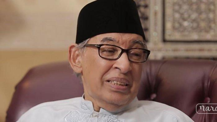 Indikator Lailatul Qadar Adalah Kedamaian, Penjelasan Quraish Shihab: Jangan Tunggu Waktu Khusus