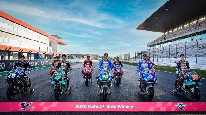 Jadwal MotoGP 2021 dan Jam Tayang Trans7, Seri Perdana GP Qatar Mulai Minggu Ini, Streaming UseeTV