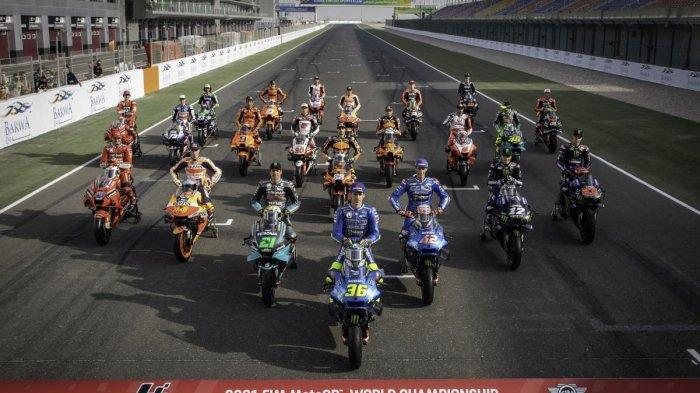 SERU! Jam Tayang & Jadwal MotoGP 2021 Live Trans7 Hari Ini, Seri Pembuka GP Qatar, Streaming UseeTV