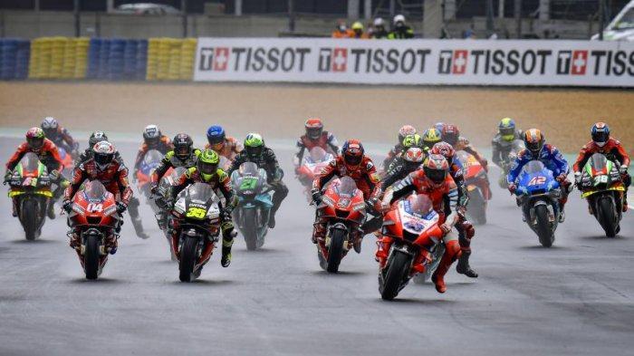 Lengkap Jadwal MotoGP 2021 Trans7 dan Jam Tayang, Ada Jadwal Pengganti Hari Ini? Simak Info Terbaru