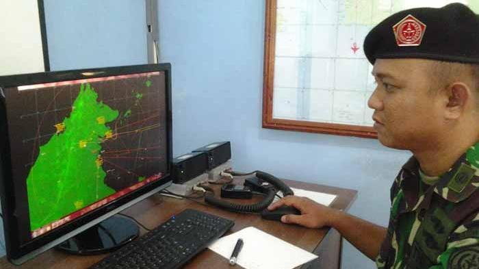 Pesawat Militer Malaysia 9 Kali Pancing TNI di Perbatasan