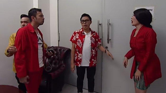 Ulahnya Dianggap Kelewatan, Raffi Ahmad Bentak dan Usir Lucinta Luna: Gue Gak Mau Lihat Muka Lu!