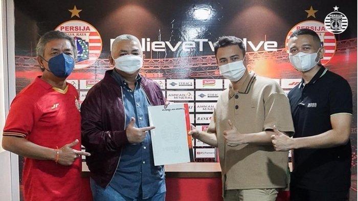 Tak Puas Bentuk RANS Cilegon FC, Raffi Ahmad Lirik Persija Jakarta, Akan Ada Sesuatu yang Besar
