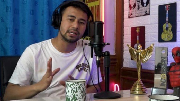 Raffi Ahmad di YouTube Sule Channel