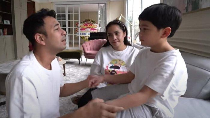 Rafathar Disebut Tak Sopan Gara-gara Marah dan Tunjuk-tunjuk Baim Wong, Mbak Lala Ungkap Kejadiannya