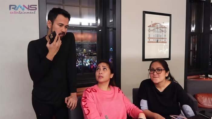 Nagita Slavina Sering Menangis Karena Cowok, Raffi Ahmad Sebut Mama Rafathar Cengeng dan Parah
