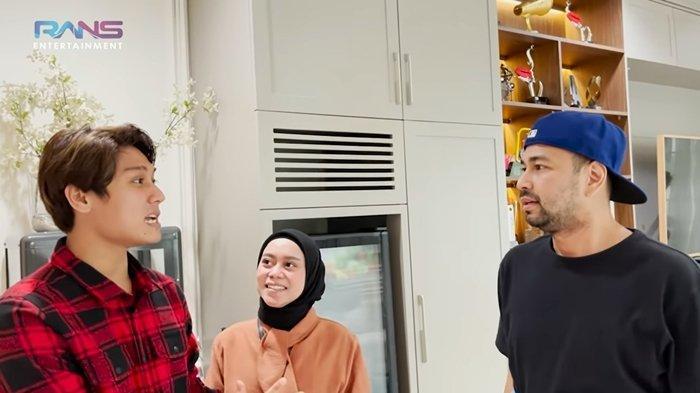 Raffi Ahmad Beri Nasihat Cara Dapat Anak Cowok, Rizky Billar Sampai Terheran-heran