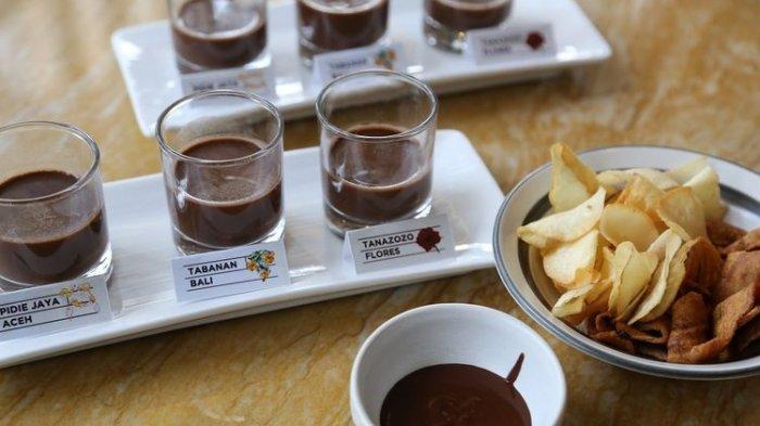 Mencicipi Aneka Rasa Cokelat Nusantara di Hotel Berbintang, Suka yang Mana, Pahit, Manis, atau Asam?