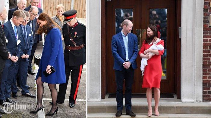 Ternyata Kate Middleton Punya Rahasia di Dalam Sepatunya, tetap Lincah Pakai High Heels