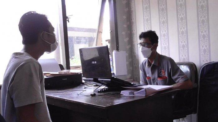 Gegara tak Dibelikan Ponsel, Penjual Pisang Gapit di Samarinda Nekat Menjambret