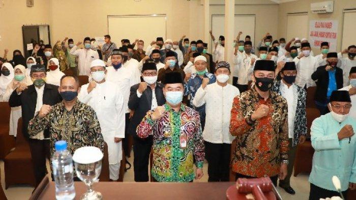 Teguh Setyabudi Berharap MUI Turut Berikan Solusi Permasalahan Umat Muslim di Kaltara