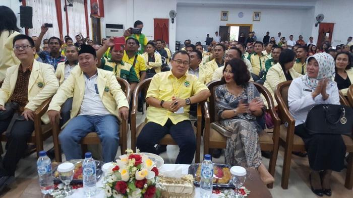 Pemuda Katolik Laksanakan Rapat Kerja Nasional di Desa Pedalaman