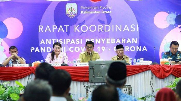 Cegah Covid-19, Gubernur Waspadai Nunukan Sarankan Libur Sekolah dan Tambah RS Rujukan