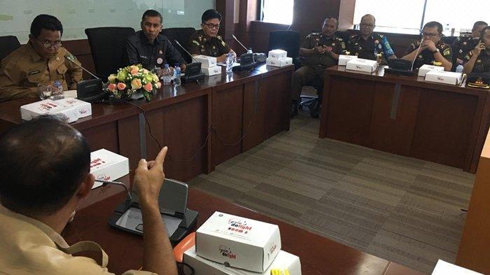 Cegah Bullying, Dinas Pendidikan Kaltim dan Kejati Kalimantan Timur Bikin Kegiatan Duta Sadar Hukum