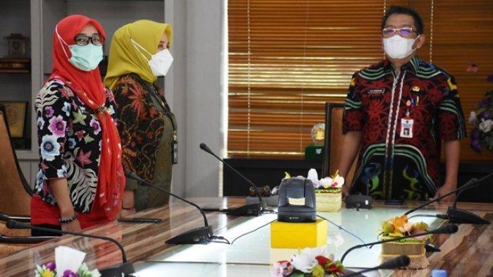 PNS DPRD Kaltim Naik Pangkat, Ramadhan Ingatkan untuk Tingkatkan Pelayanan terhadap Anggota Dewan