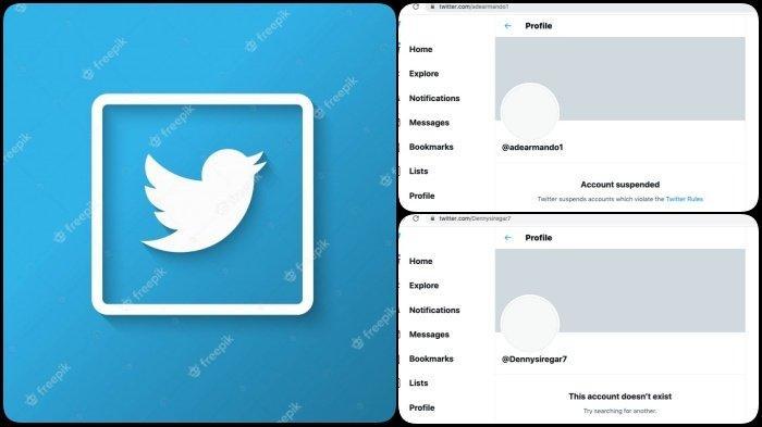 RAMAI Akun Ade Armando dan Denny Siregar Hilang dari Twitter, Apa yang Terjadi?