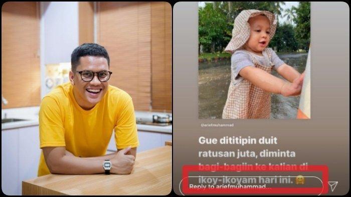 Ramai Ikoy-ikoyan, Apa Artinya? Trending di Instagram setelah Dicetuskan Youtuber Arief Muhammad