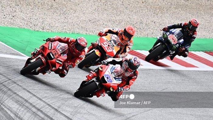 Jam Tayang & Jadwal MotoGP 2021: GP Inggris Mulai Jumat, Live Trans7 dan TV Online