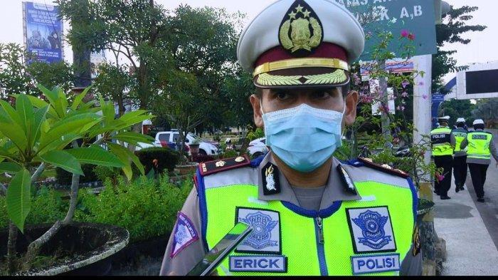 Ada Lonjakan Aktivitas Warga Kota Samarinda, Belanja ke Pasar, Polisi Mulai Fokus Penjagaan