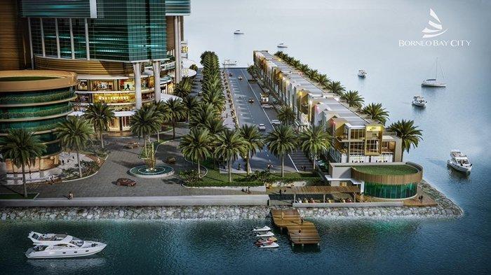 Tawarkan Hunian di IKN, Borneo Bay City Unggulkan Pemandangan Tepi Laut Terbaik