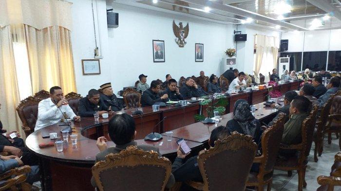 Anggota DPRD Balikpapan Bakal Kebut APBD 2020 Hingga November