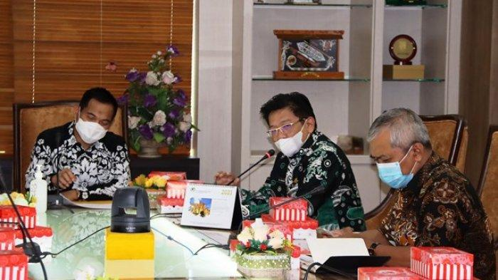 Persiapan Sosialisasi Perda, Bapemperda DPRD Kaltim Gelar Rapat