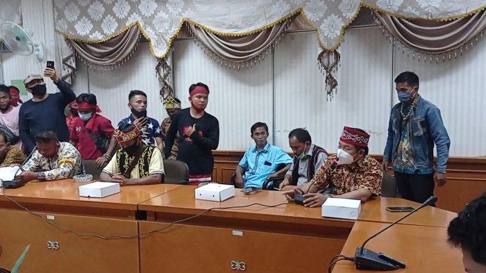 Konflik Lahan Sawit Berlanjut, DPRD Nunukan akan Mediasi Masyarakat Adat Dayak Agabag dan Perusahaan