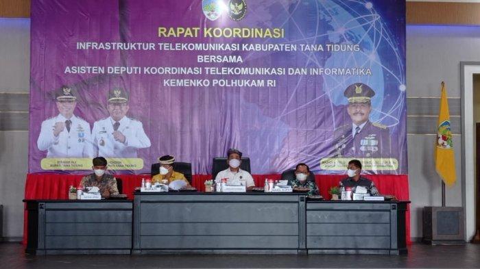 Plt Kadis Kominfo KTT Sebut Blank Spot Berdampak Buruk ke Berbagai Sektor