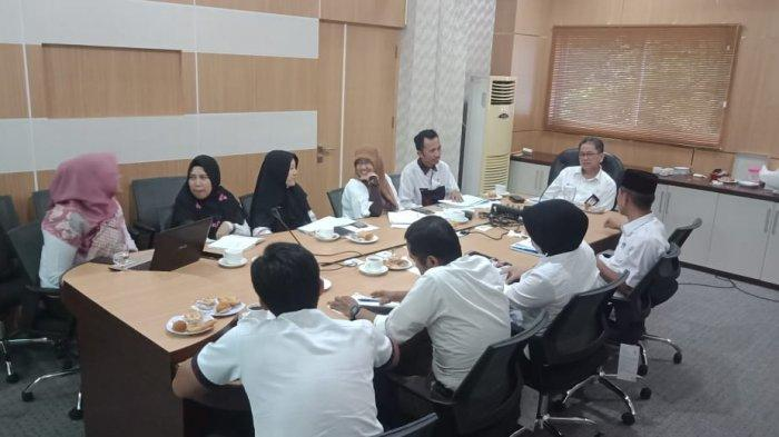 Draf PKS SPAM Kalhold Samarinda, Sekda Samarinda: Rencana 4 Tahun Rampung